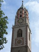 picture of suds  - Merano Bell Tower Sud Tirol - JPG