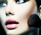 picture of face-powder  - Makeup - JPG