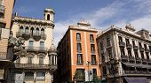 stock photo of masterpiece  - BARCELONA SPAIN  - JPG