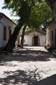 Постер, плакат: san salvatore sinis cabras old west village