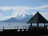 picture of camiguin  - This cottage gives you an inspiring view of the island of Camiguin - JPG
