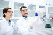 stock photo of scientist  - science - JPG