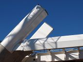 foto of calatrava  - The Margaret McDermott bridge - JPG
