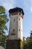 picture of observed  - Diana observation tower in the spa town of Karlovy Vary - JPG