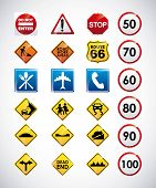 picture of slippery-roads  - road infographics design - JPG
