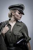 picture of officer  - elegant - JPG