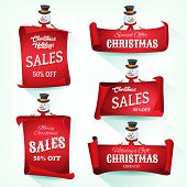 Christmas Parchment Scroll Collection poster