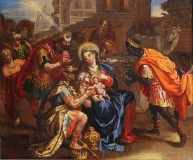 image of magi  - Nativity Scene - JPG