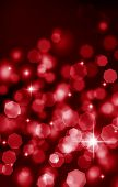 Abstract, Abstract ,red Background, Background, Black, Spot ,bokeh, Bright ,holiday ,christmas ,colo poster