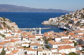 foto of argo  - Hydra is one of the Greek islands lying in the archipelago called the Argo - JPG