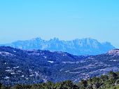 image of mola  - Montserrat Mountains  - JPG