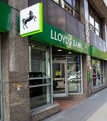 Lloyds Bank new branding