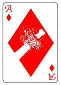 Постер, плакат: Ace Of Diamonds
