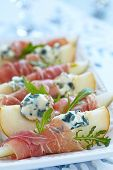 Постер, плакат: Appetizer for holidays