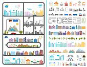 image of generator  - Elements of the modern city - JPG