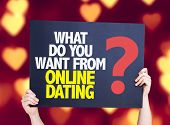 pic of taboo  - What Do You Want From Online Dating - JPG