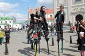 pic of mummer  - Minsk - JPG
