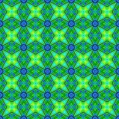 picture of fluorescence  - Abstract fluorescent green cross geometrical texture or background made seamless - JPG