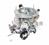 foto of carburetor  - New carburetor - JPG