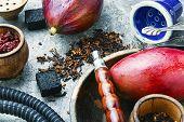Arabic Smoking Hookah poster
