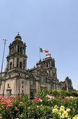 Mexico City Metropolitan Cathedral (Catedral Metropolitana de la Asuncion de Maria) is the largest a