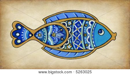 Picture or photo of the fish is an ancient jewish symbol for Www plenty of fish sign in