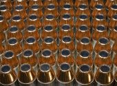 image of hollow point  - cartridges loaded with hollow point bullets for 45 ACP pistols - JPG