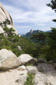 picture of seoraksan  - Landscape in Seoraksan National Park South Korea - JPG