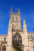 foto of trinity  - Cathedral church of St Peter and the Holy and Indivisible Trinity Gloucester Gloucestershire England UK Western Europe - JPG