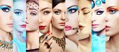 image of jewelry  - Beauty collage - JPG