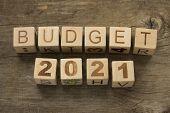 foto of reveillon  - Budget for 2021 wooden - JPG