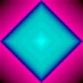 picture of psychedelic  - 60S Psychedelic modern blur and transparent patterns - JPG