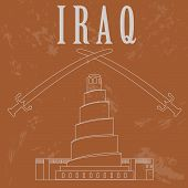 pic of iraq  - Iraq  infographics - JPG