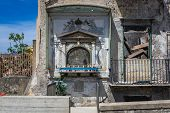 Our Lady Of Grace Chapel In Palermo City On Sicily Island, Italy poster