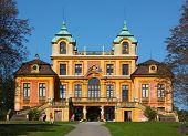 Постер, плакат: Schloss любимых в Ludwigsburg baden Вюртемберг Германия