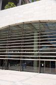 picture of gare  - train station architecture destination Gare de Monaco France Europe French Riviera - JPG