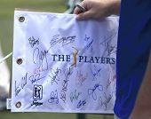 Autogramme-Jäger bei The Players Championship 2012
