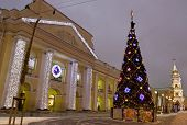 Christmas Tree, St. Petersburg
