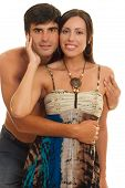 picture of raunchy  - happy couple portrait - JPG