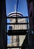 Vancouver Landmark Alley View