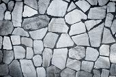 stock photo of gneiss  - Abstract background of natural stone  - JPG
