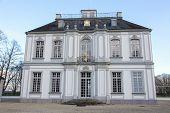 pic of bonnes  - Jagdschloss Falkenlust in Bruhl near Bonn North Rhine Westphalia Germany - JPG