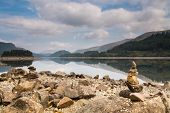 Постер, плакат: Thirlmere Reservoir Reflections