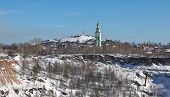 pic of ural mountains  - Mountain High Magnetic or  - JPG