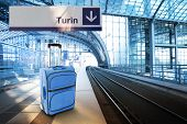 image of turin  - Departure for Turin Italy - JPG