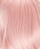 foto of hair dye  - Straight hair fragment as a texture background composition - JPG