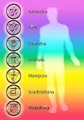 image of tantric  - Chakras  - JPG