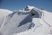 stock photo of sochi  - The mountains in Krasnaya Polyana  - JPG