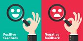 ������, ������: Positive And Negative Feedback