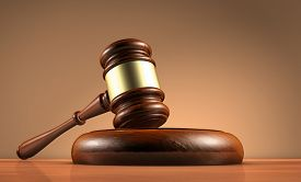 picture of jury  - Judge law lawyer and legality concept with a close - JPG